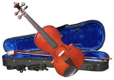 כינור איכותי קיים במגוון גדלים