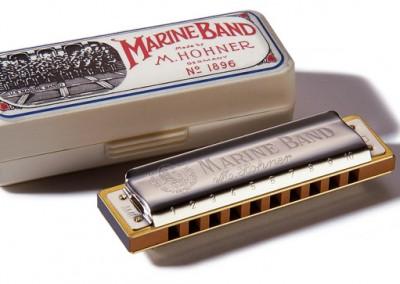 מפוחית-Hohner marine band