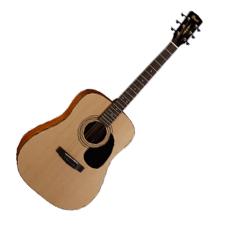 גיטרה אקוסטית CORT AD810 NS