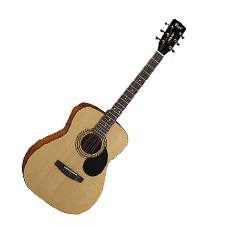 גיטרה אקוסטית CORT AF510 OP