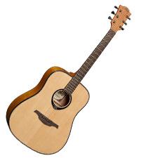גיטרה אקוסטית LAG T66D