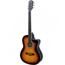 גיטרה אקוסטית מוגברת Armando Sunburst