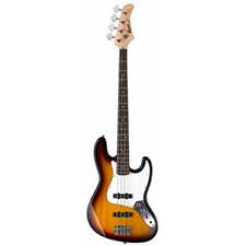 גיטרה בס CORT GB-JB SB