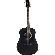 גיטרה אקוסטית מוגברת CORT AD810E-OPB