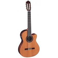 גיטרה קלאסית מוגברת PACO CASTILLO 222CE SOLID TOP