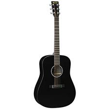 גיטרה אקוסטית מוגברת שחורה MARTIN DXAE BLACK