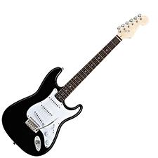 גיטרה חשמלית שחורה Darling סטרטוקסטר סטייל