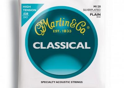 סט מיתרים לקלאסית MARTIN 41M120