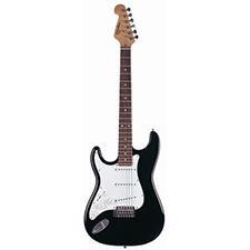 """גיטרה חשמלית שמאלית 3 סינגלים 590 ש""""ח- MEGA EG-465SB-LH"""