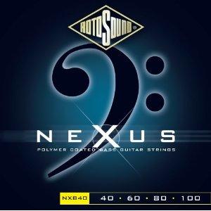סט מיתרים לבס ROTOSOUND NEXUS 0.40