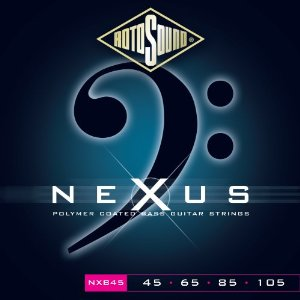 סט מיתרים לבס ROTOSOUND NEXUS 0.45