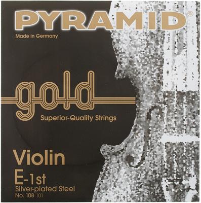 סט מיתרים לכינור PYRAMID GOLD