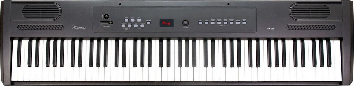 Ringway rp-20 piano