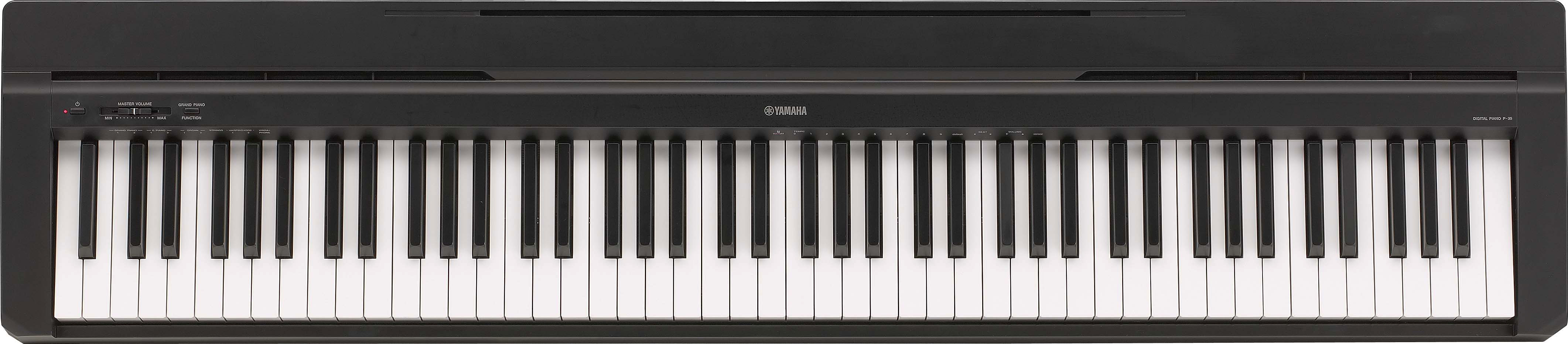 כולם חדשים פסנתר חשמלי נייד 88 קלידים YAMAHA P-45 | דוקטור כלי נגינה NM-79