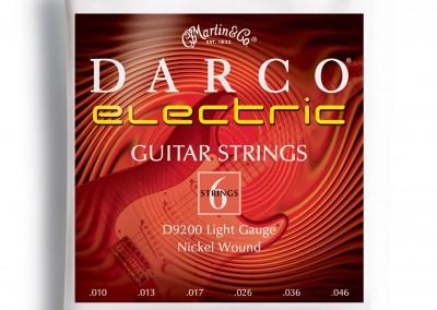 סט מיתרים 0.10 לחשמלית DARCO D9200