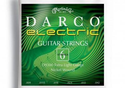 סט מיתרים 0.9 לחשמלית DARCO D9300