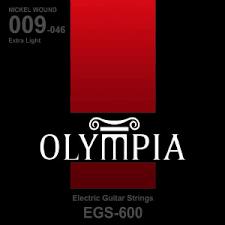סט מיתרים 009 לחשמלית OLYMPIA