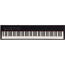 """פסנתר חשמלי נייד 88 קלידים ROLAND F-20CB-מחיר באתר: 4490 ש""""ח"""