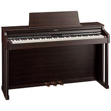 """פסנתר חשמלי רהיט ROLAND HP-305RW-מחיר באתר: 11,445 ש""""ח"""