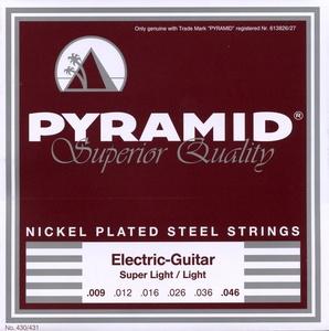 סט מיתרים לחשמלית PYRAMID 0.09