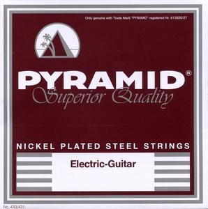 סט מיתרים לחשמלית PYRAMID 0.11
