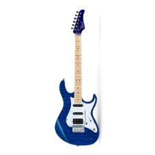 גיטרה חשמלית 3 סינגלים CORT G250DX TB