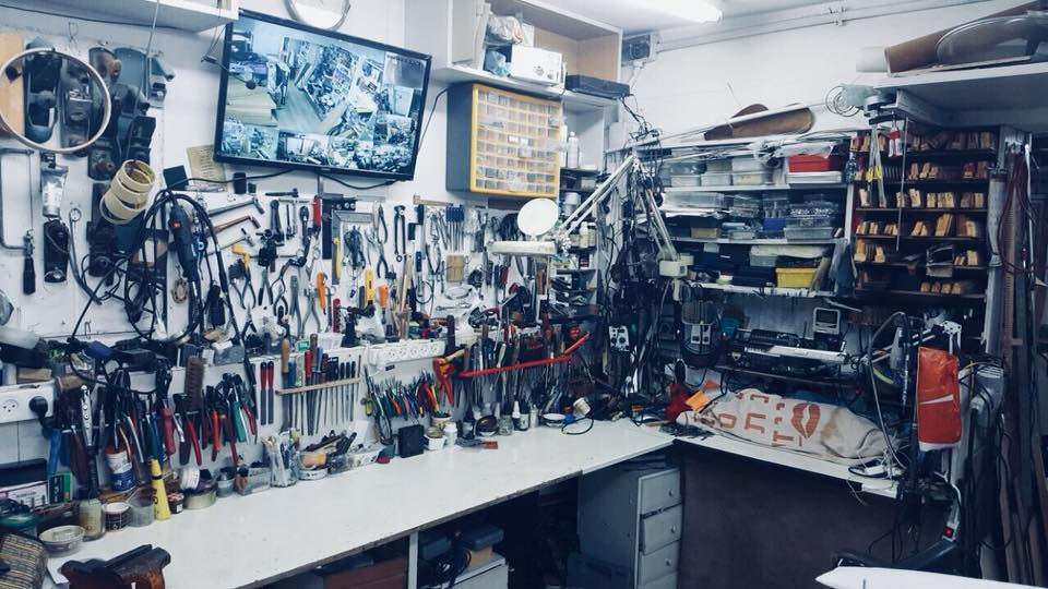 המעבדה